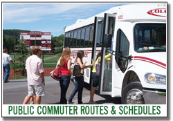 Routes & Schedules
