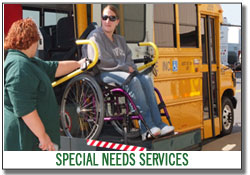 Special Needs Transportation Services