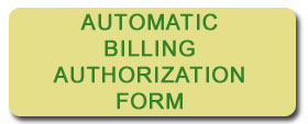 Automatic Billing Authorization Form