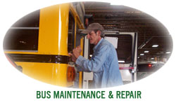 Bus Maintenance & Repairs